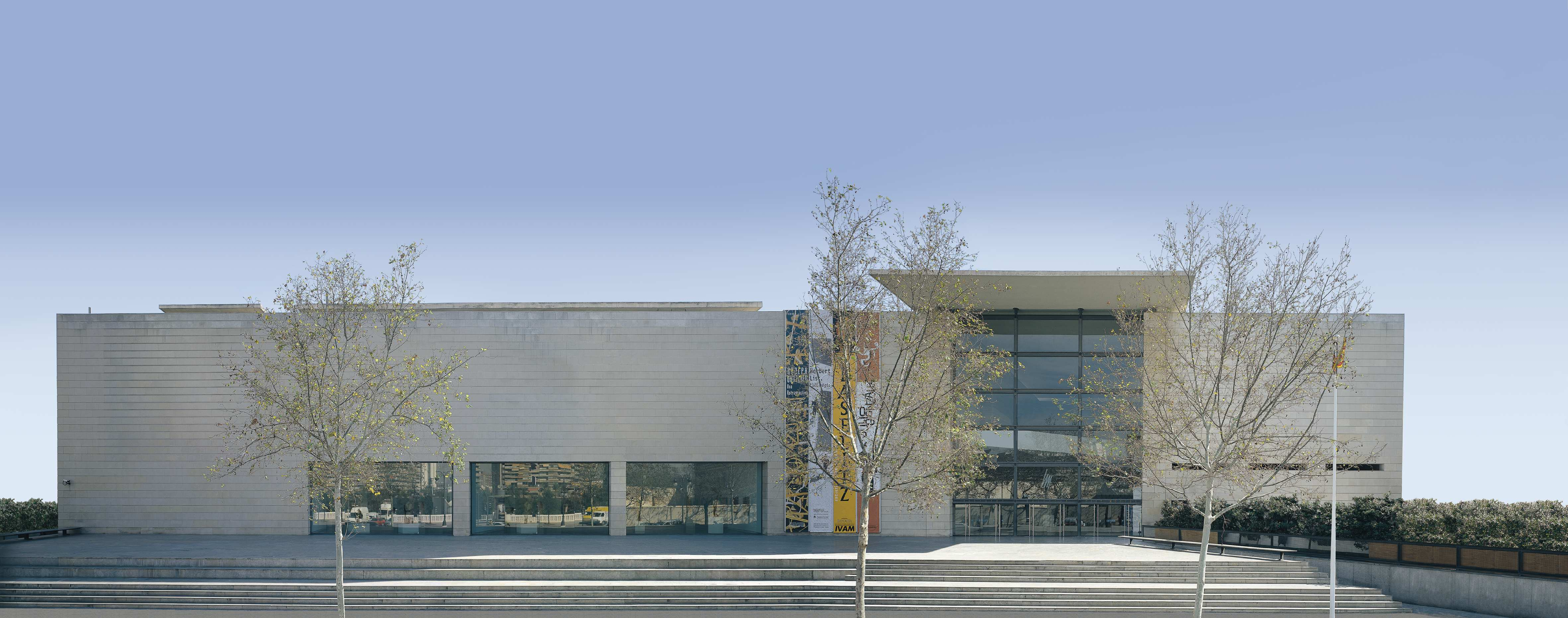 The Valencian Institute Of Modern Art Ivam To Host See
