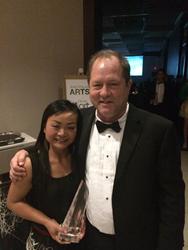 gI_71655_John and Duang Hanesworth - ARTS Award