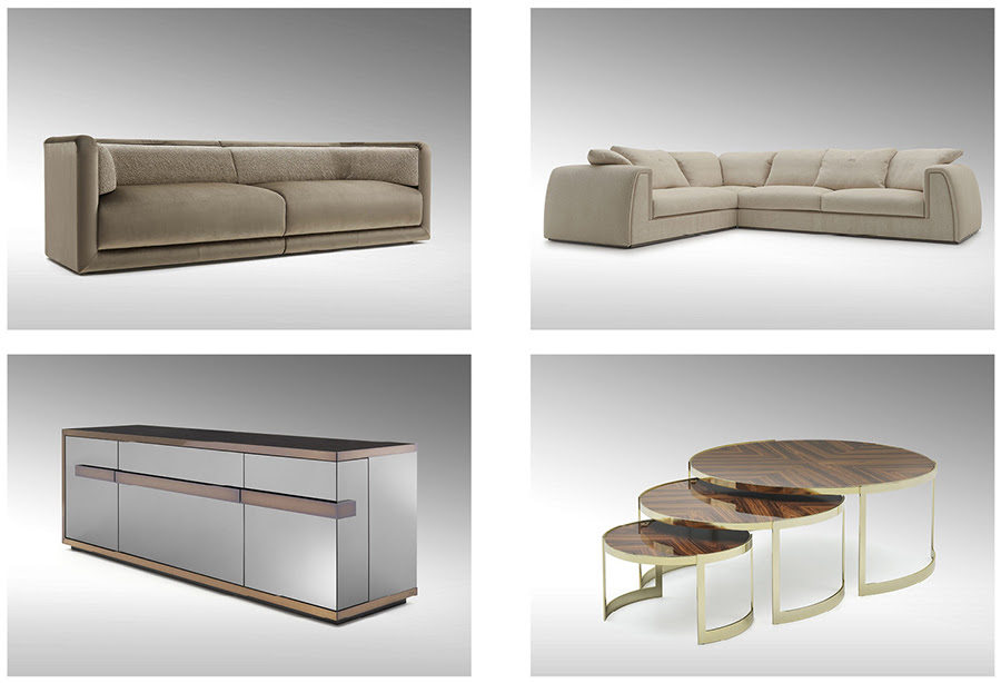 New collection from FENDI CASA at Salone del Mobile