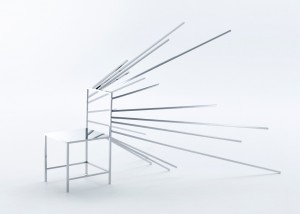 nendo manga chair