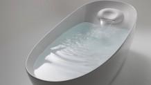 TOTO flotation tub