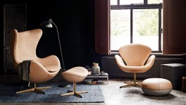 Fritz Hansen 60 year collection