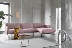 Muuto - Outline Sofa Chaise Longue