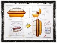 seletti hot dog sofa