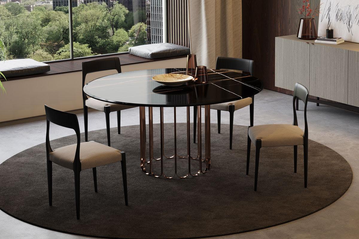 Laskassas Presents Cheryl Dining Table Furniture Accessories Europe